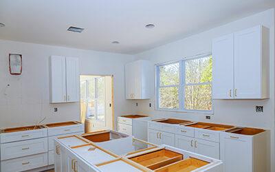 Saving on kitchen cabinets